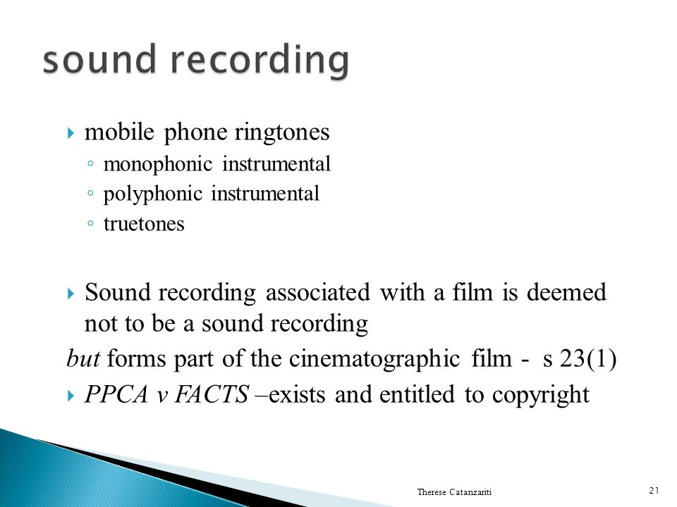 sound recording mobile phone ringtones