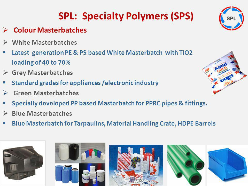 SPL: Specialty Polymers (SPS)