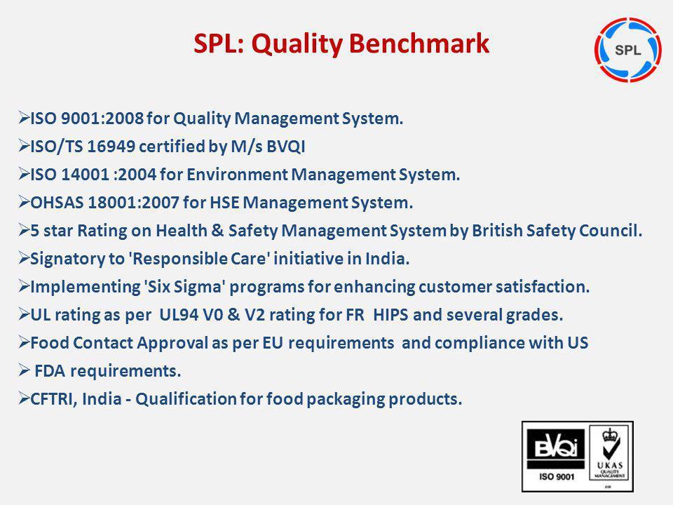 SPL: Quality Benchmark