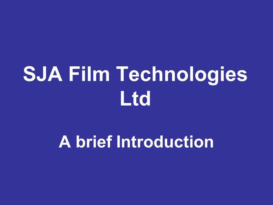 SJA Film Technologies Ltd