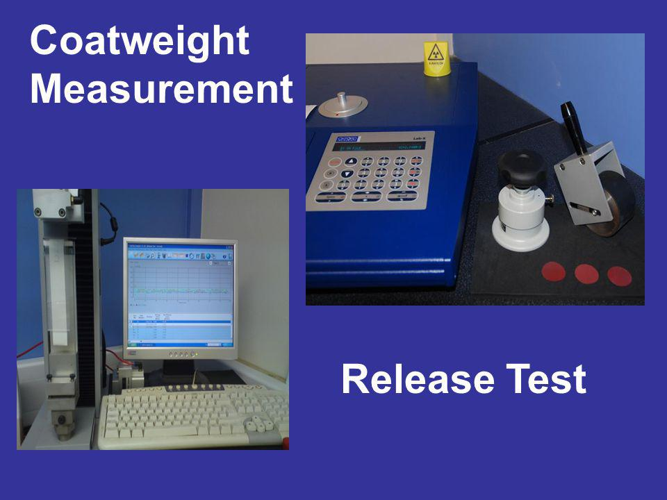 Coatweight Measurement