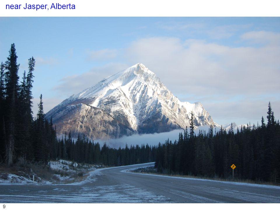 near Jasper, Alberta