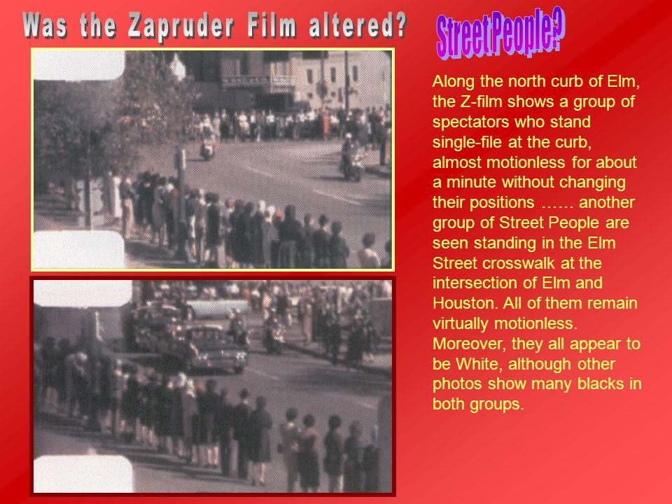 Was the Zapruder Film altered