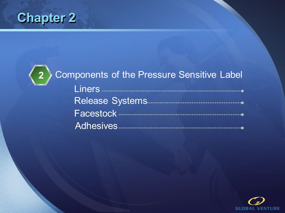Chapter 2 2 Components of the Pressure Sensitive Label Liners