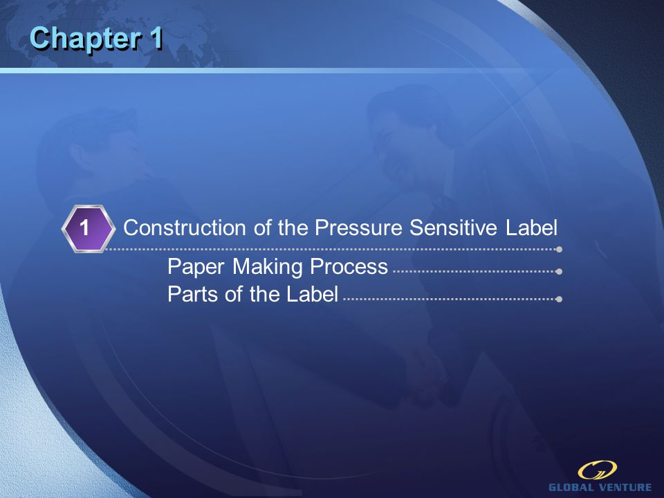 Chapter 1 1 Construction of the Pressure Sensitive Label