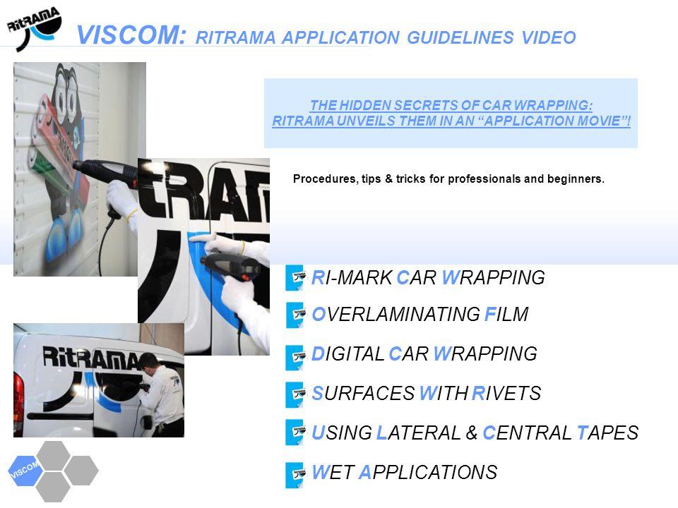 VISCOM: RITRAMA APPLICATION GUIDELINES VIDEO
