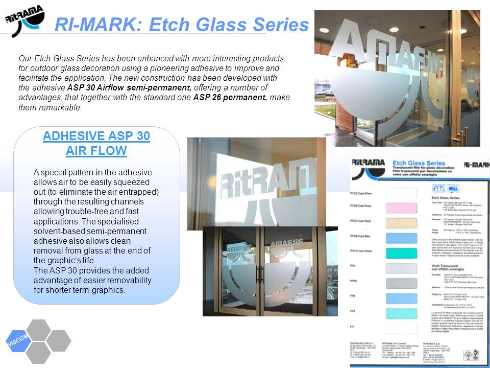 RI-MARK: Etch Glass Series