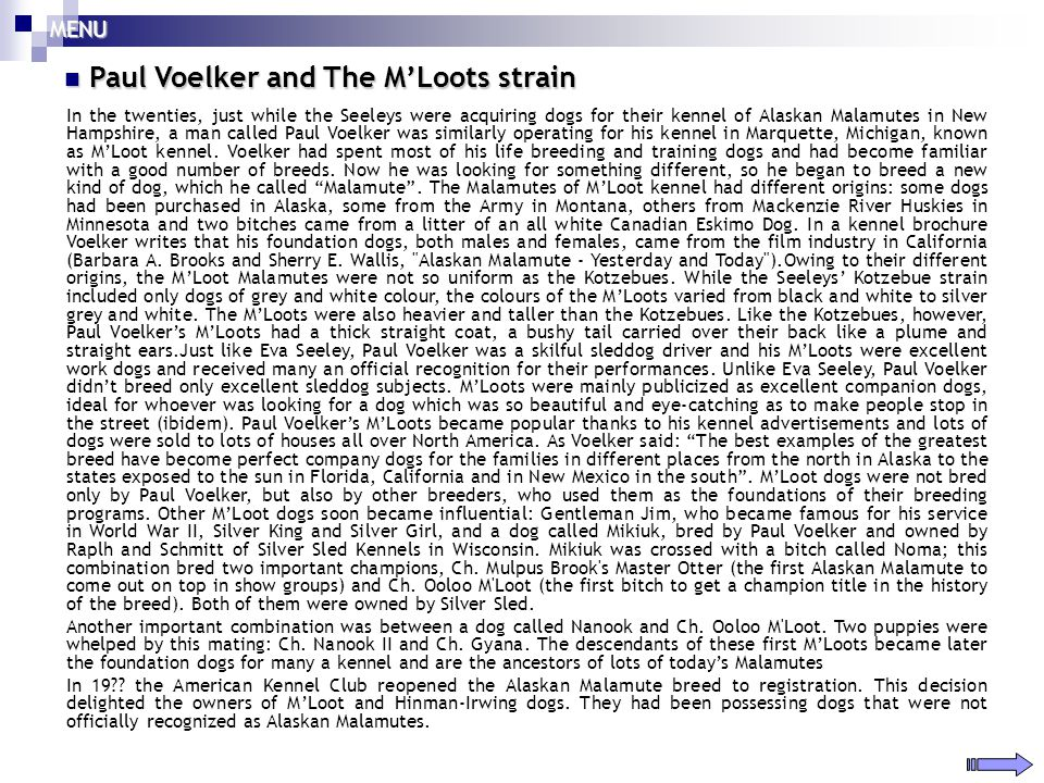 Paul Voelker and The M'Loots strain