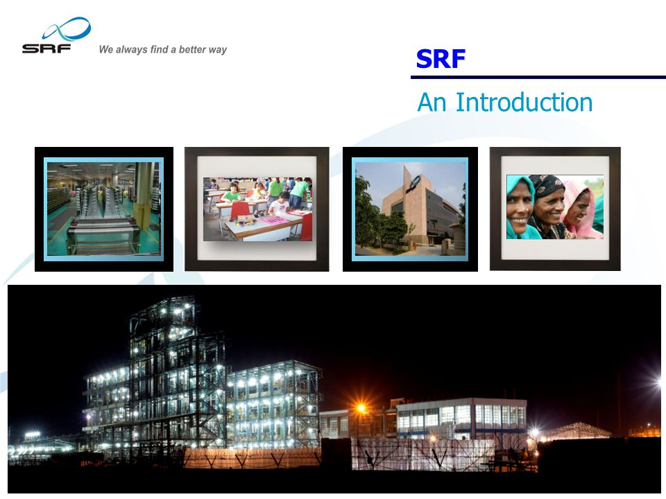 SRF An Introduction