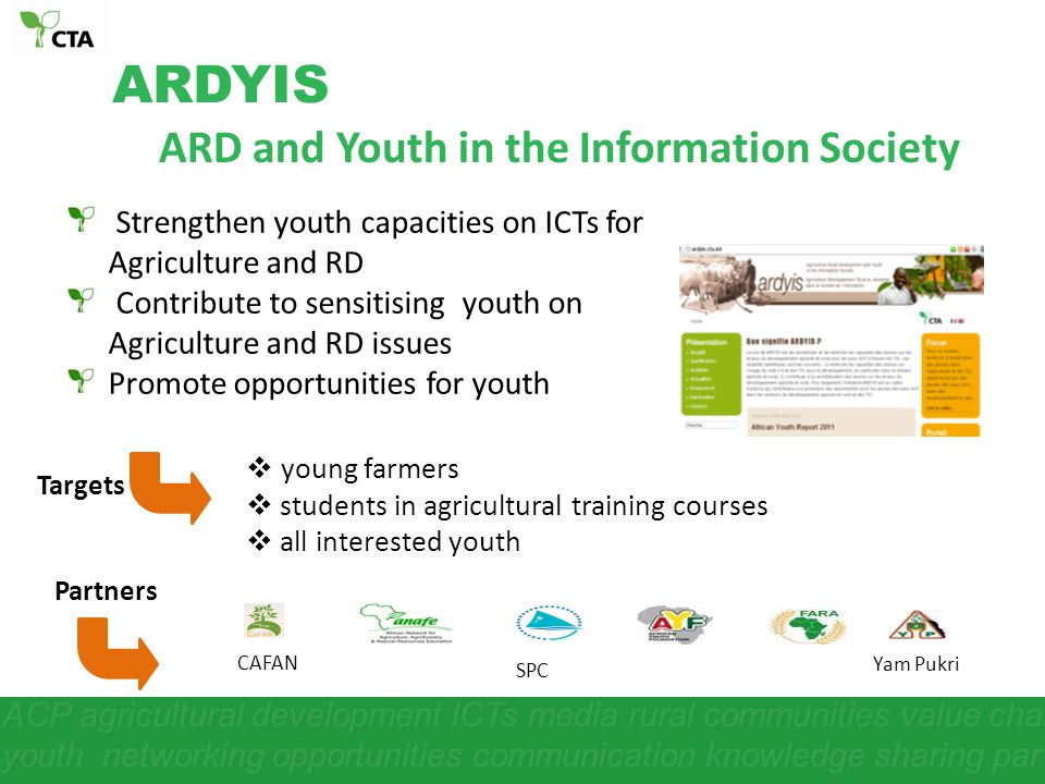 ARDYIS ARD and Youth in the Information Society