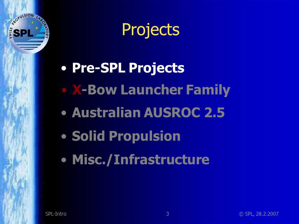 ARO TECHNOLOGIES Pre-SPL History