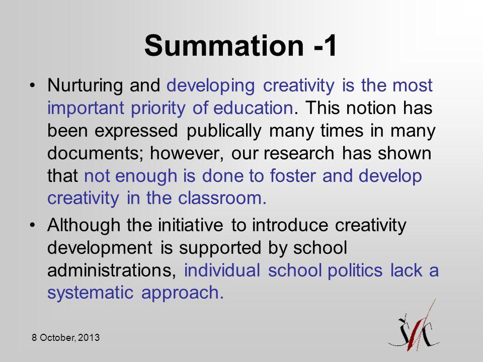 Summation -1