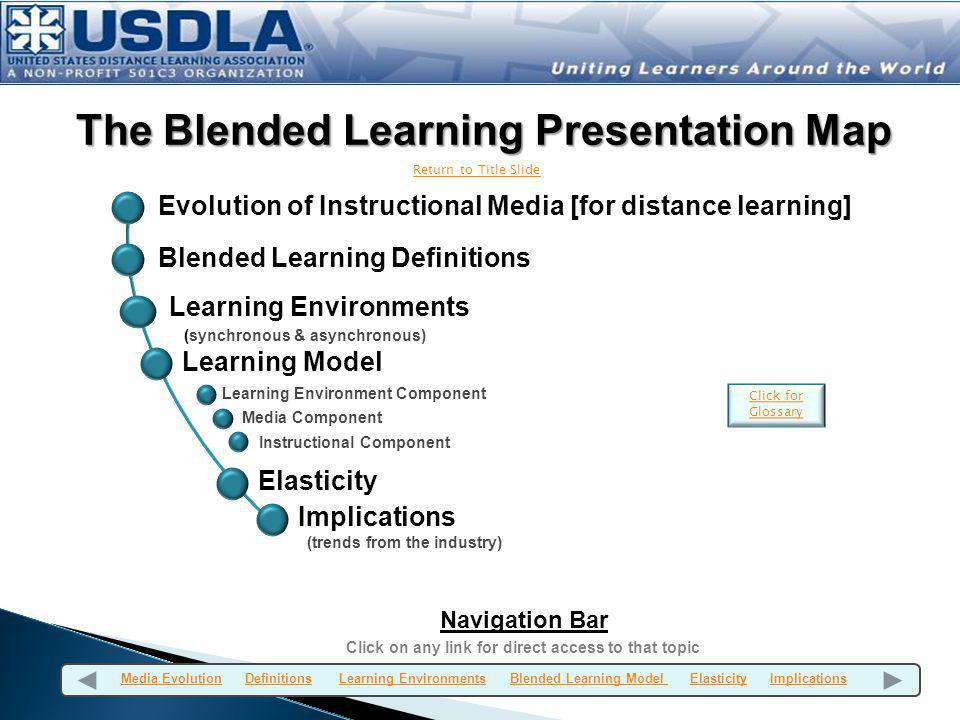 Instructional Media Selection--Implications for Blended Learning