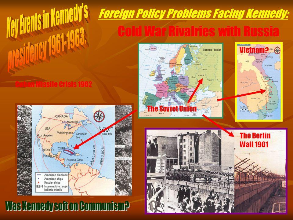 Was Kennedy soft on Communism