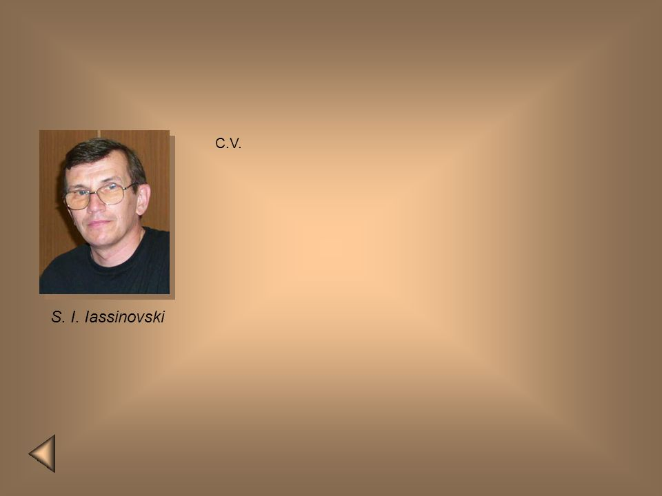 C.V. S. I. Iassinovski