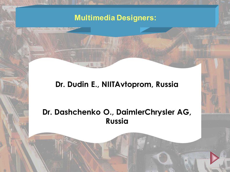 Multimedia Designers:
