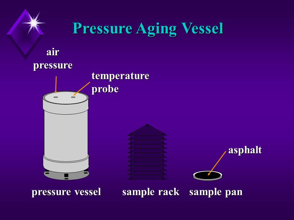 Pressure Aging Vessel asphalt sample pan sample rack pressure vessel