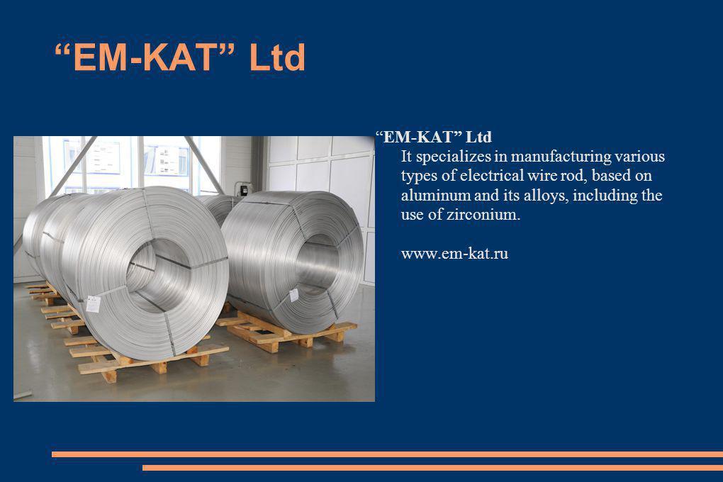 EM-KAT Ltd EM-KAT Ltd