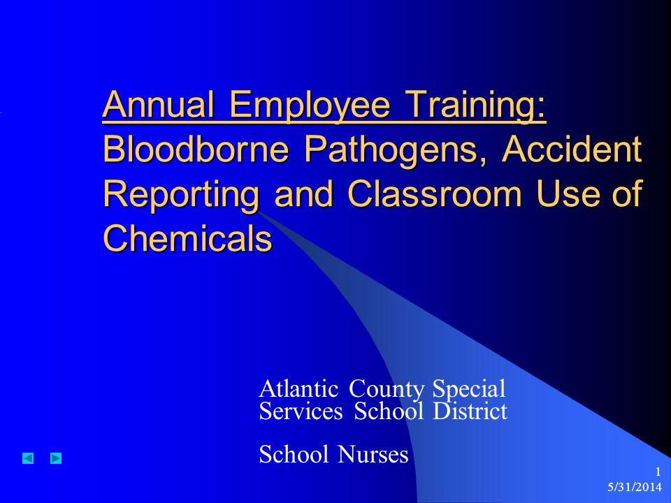 Atlantic County Special Services School District School Nurses