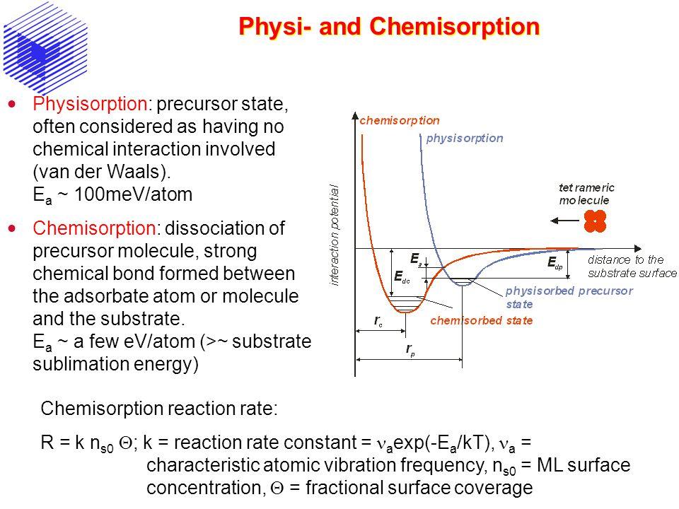 Physi- and Chemisorption