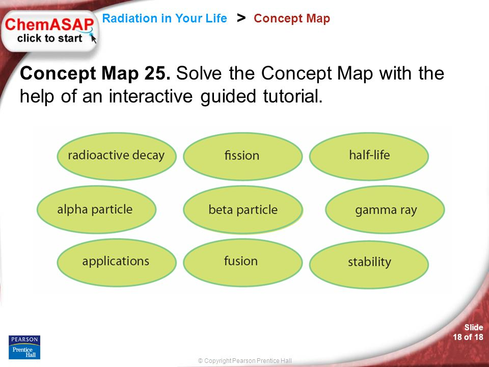 Concept Map Concept Map 25. Solve the Concept Map with the help of an interactive guided tutorial.