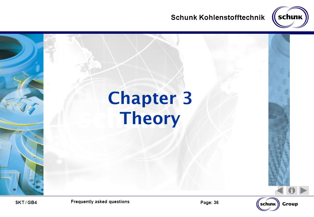 Chapter 3 Theory Frequently asked questions