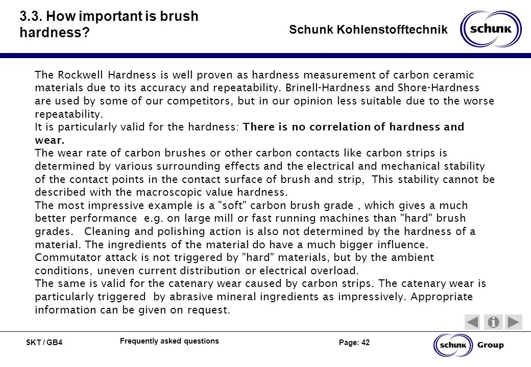 3.3. How important is brush hardness