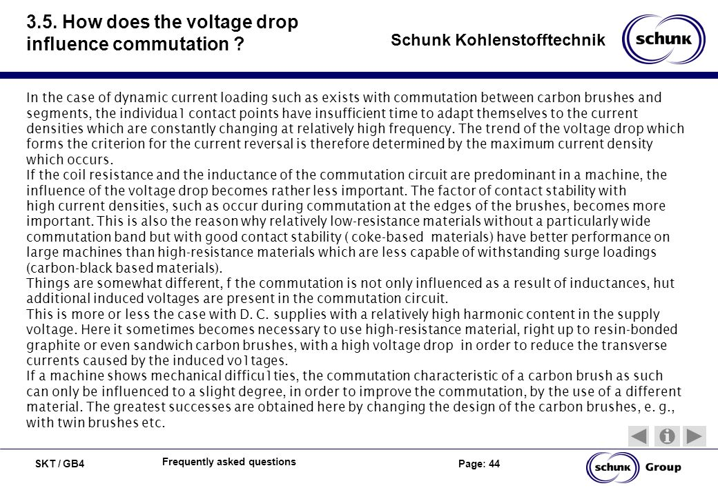 3.5. How does the voltage drop influence commutation