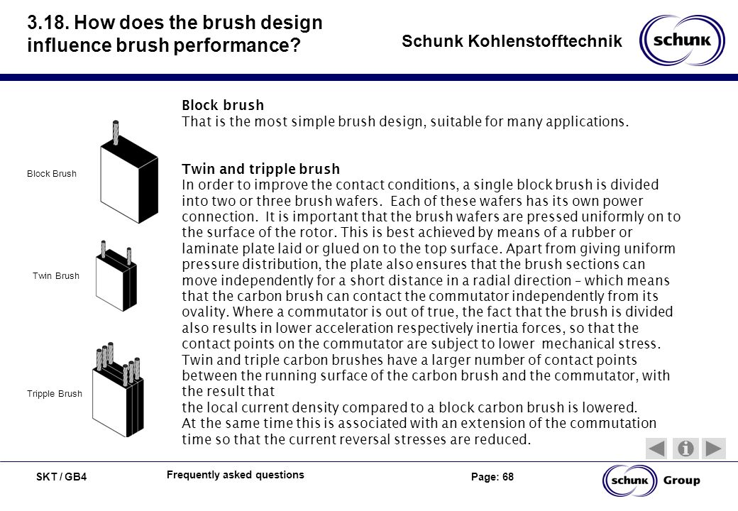 3.18. How does the brush design influence brush performance