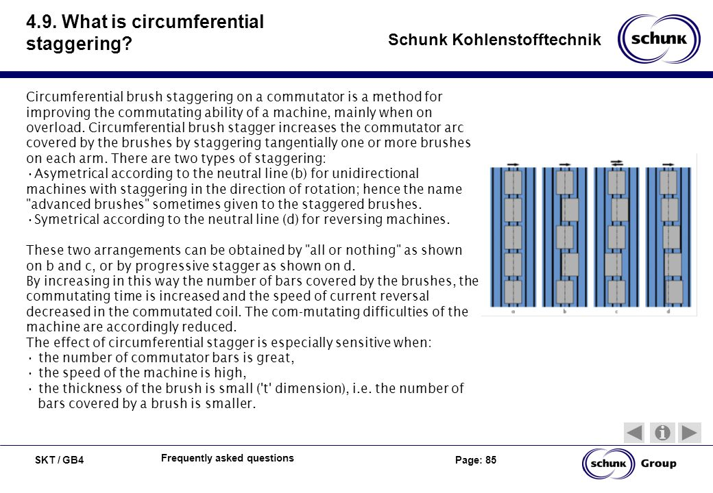 4.9. What is circumferential staggering