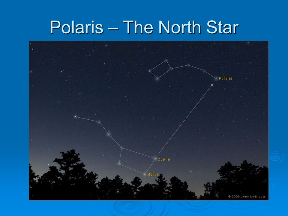 Polaris – The North Star