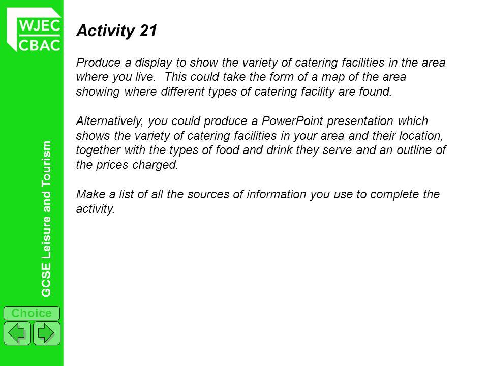 Activity 21