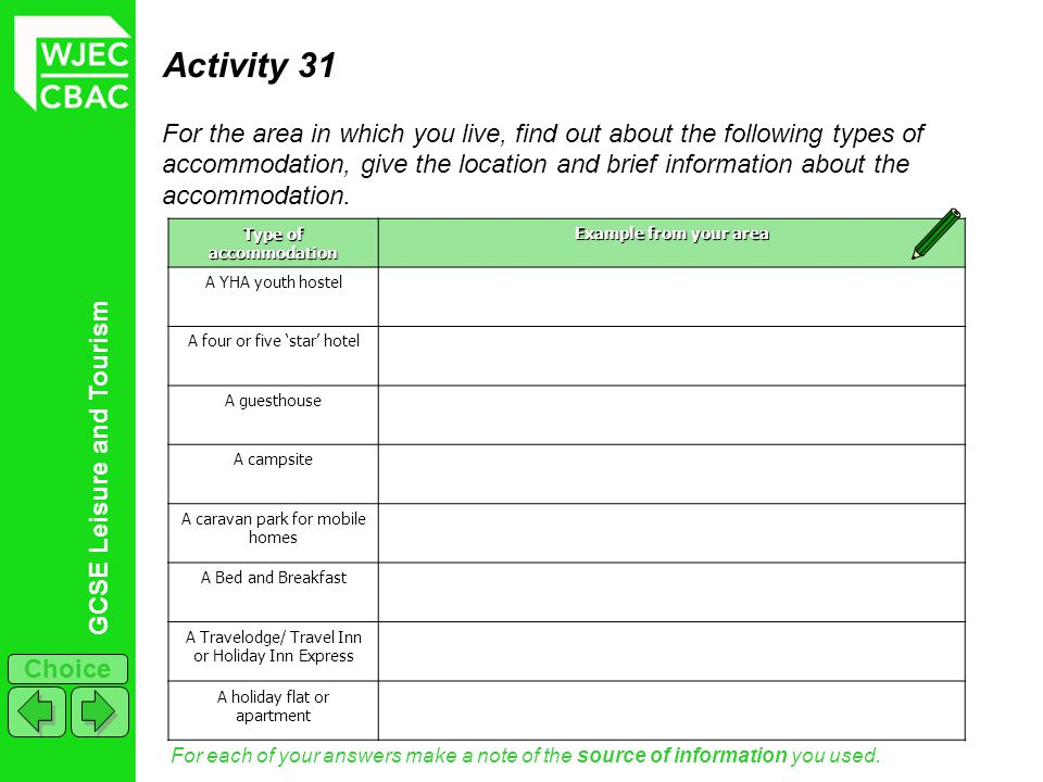 Activity 31