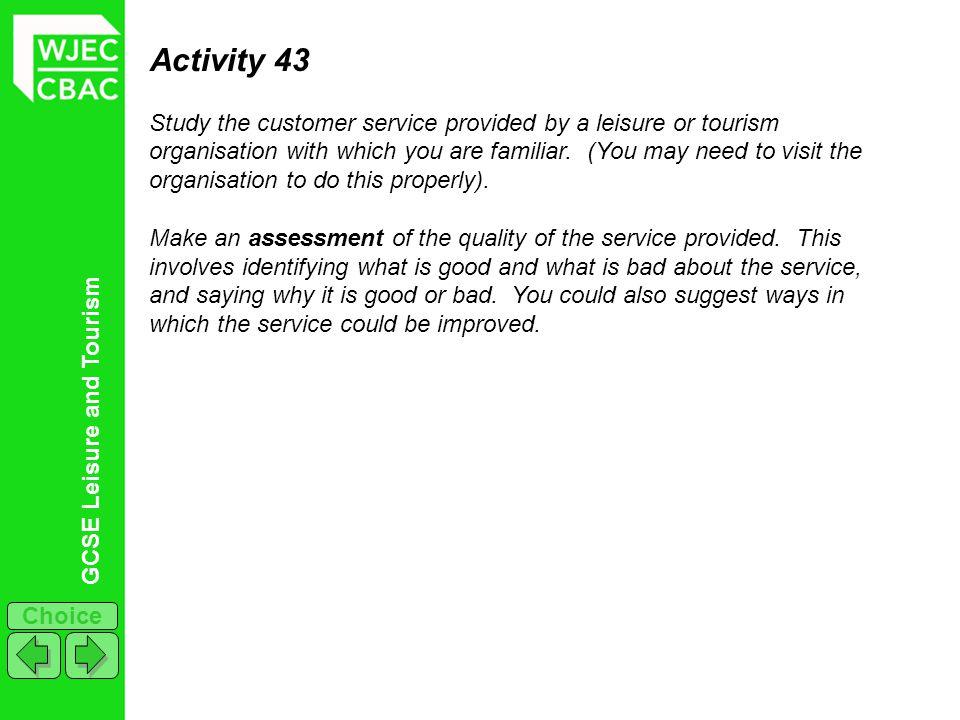 Activity 43