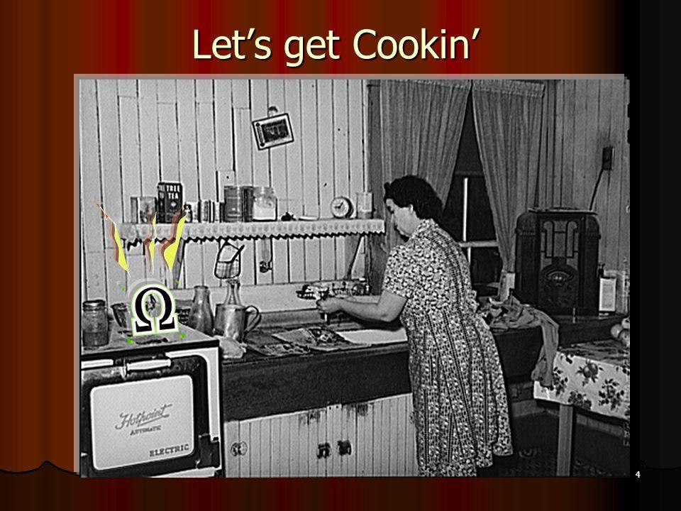 Let's get Cookin'