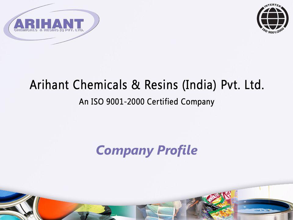 Company Profile Company Profile