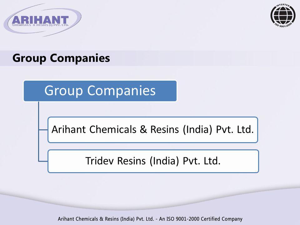 Group Companies Group Companies Group Companies