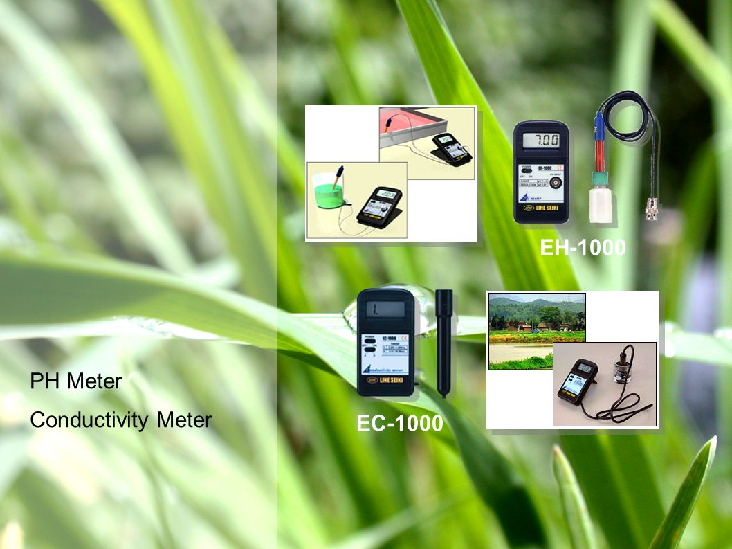EH-1000 PH Meter Conductivity Meter EC-1000