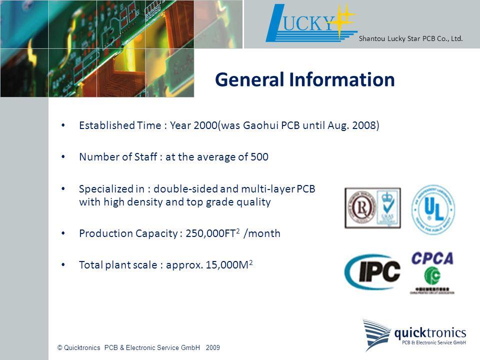 Shantou Lucky Star PCB Co., Ltd.