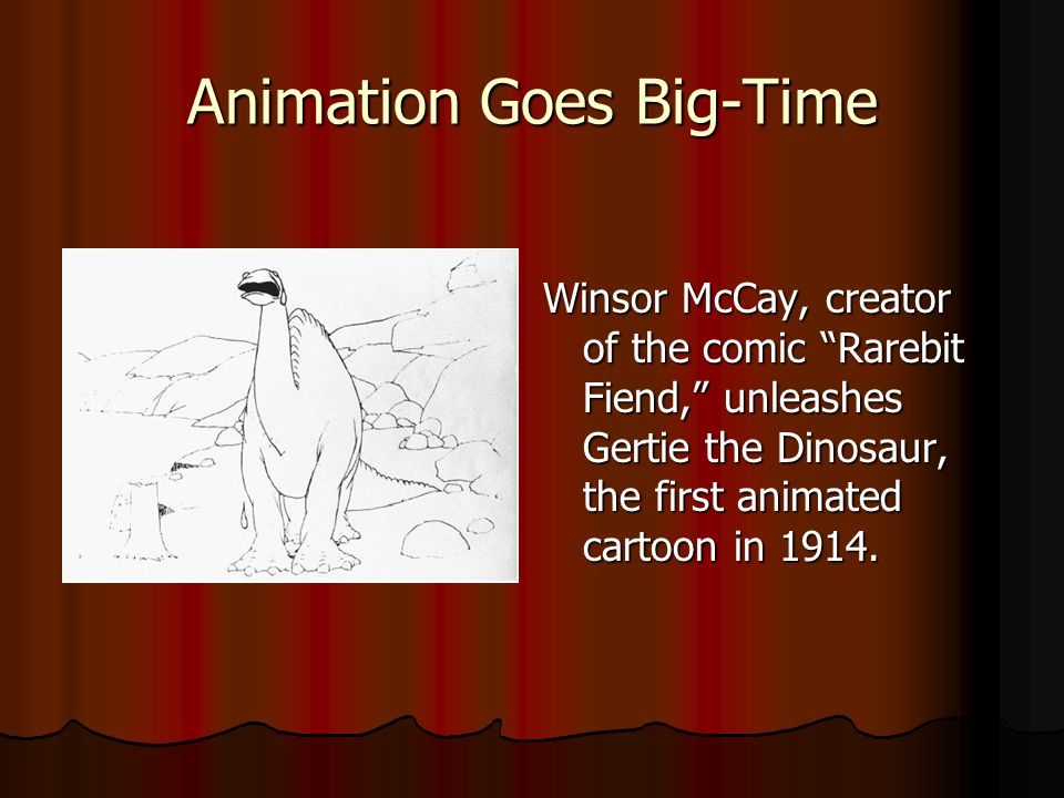 Animation Goes Big-Time