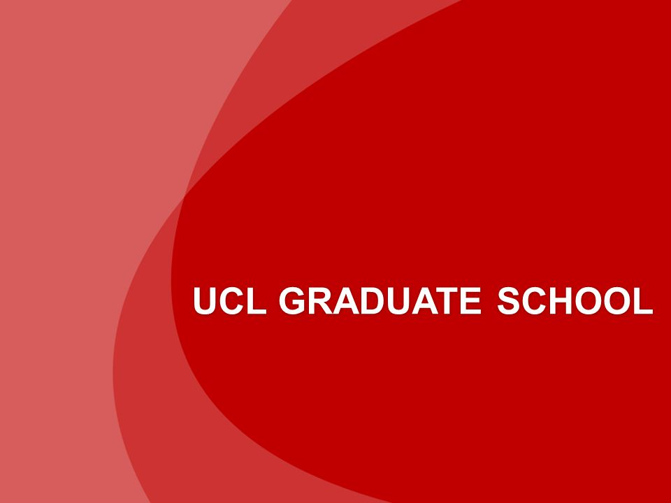 Phd online ucl