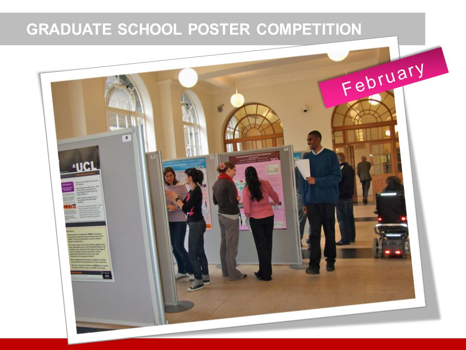 GRADUATE SCHOOL POSTER COMPETITION