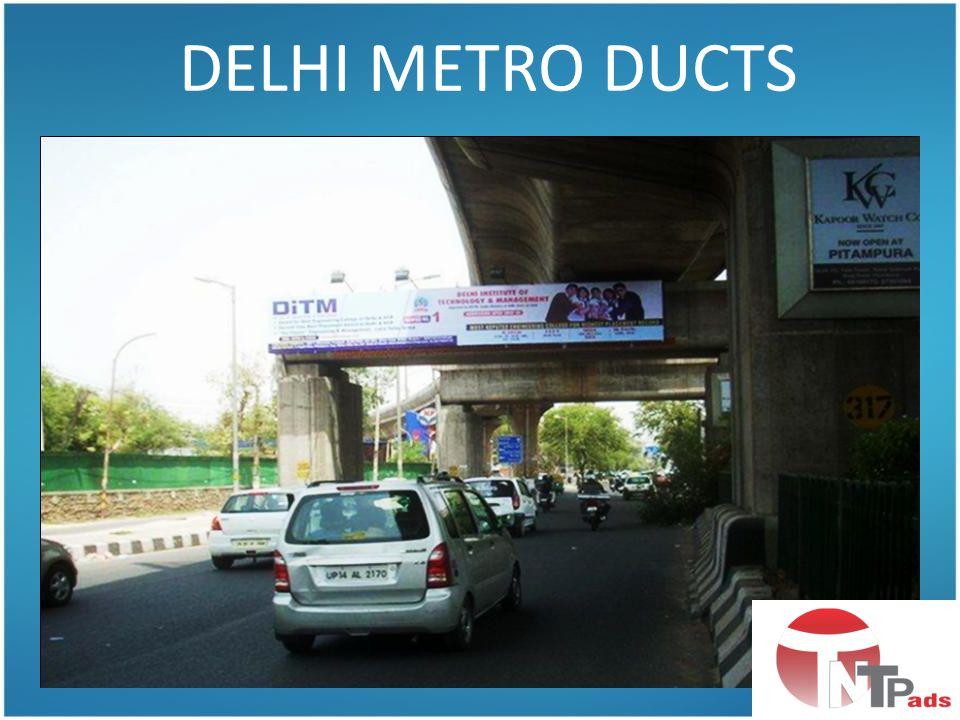 DELHI METRO DUCTS
