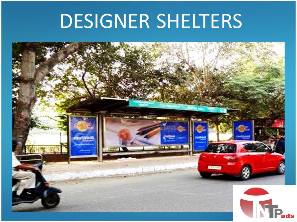 DESIGNER SHELTERS