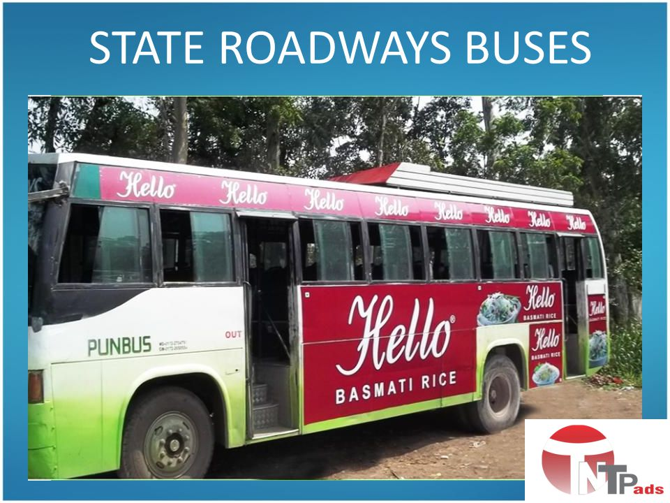 STATE ROADWAYS BUSES