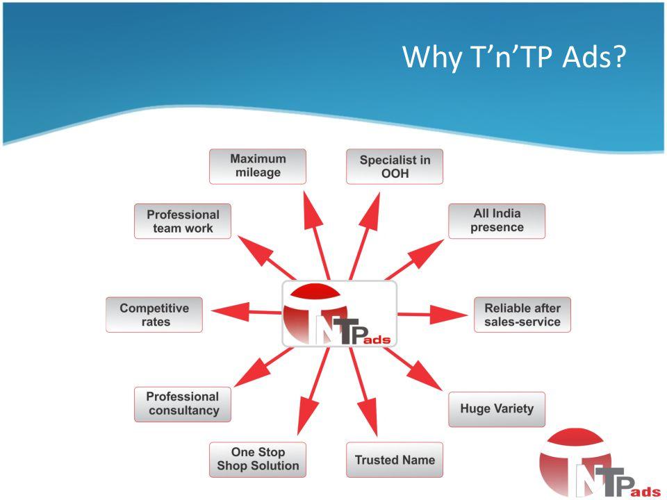 Why T'n'TP Ads