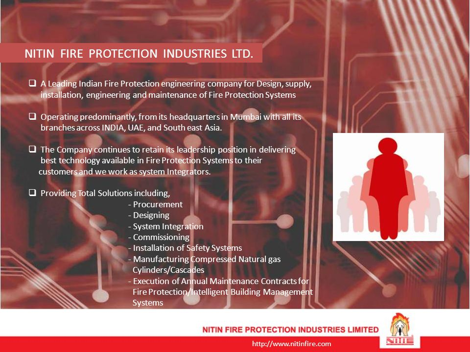 NITIN FIRE PROTECTION INDUSTRIES LTD.