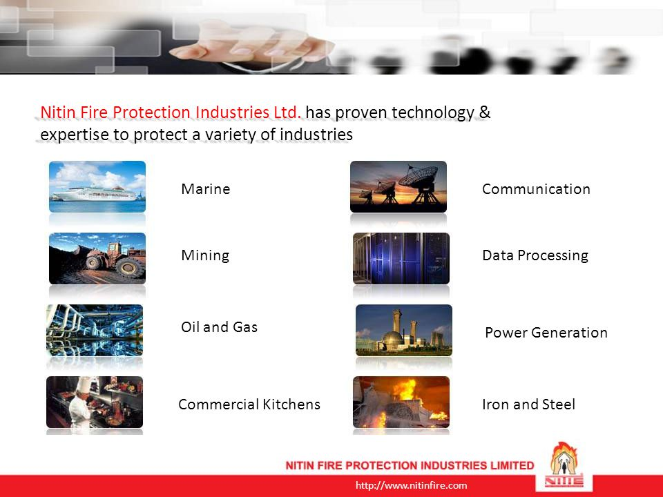 Nitin Fire Protection Industries Ltd