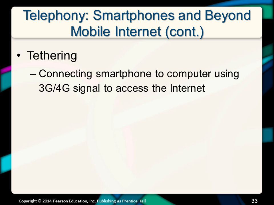 Telephony: Smartphones and Beyond Smartphone Security