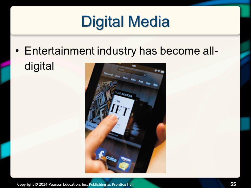 Digital Media Digital Publishing